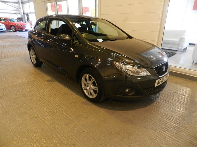 View our 2010 10 SEAT IBIZA 1.4 16v SE SportCoupe 3dr