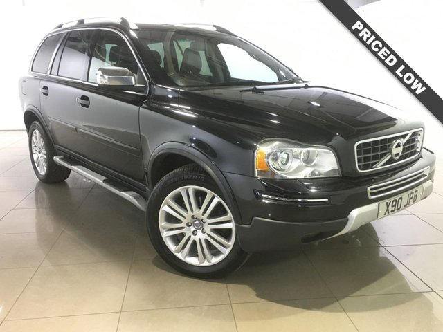 View our 2011 61 VOLVO XC90 2.4 D5 EXECUTIVE 5d AUTO 183 BHP AWD