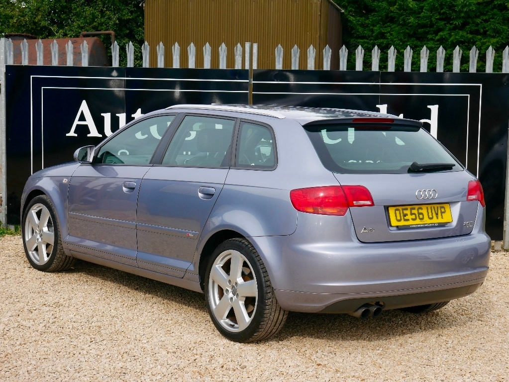 AUDI A3 at Click Motors