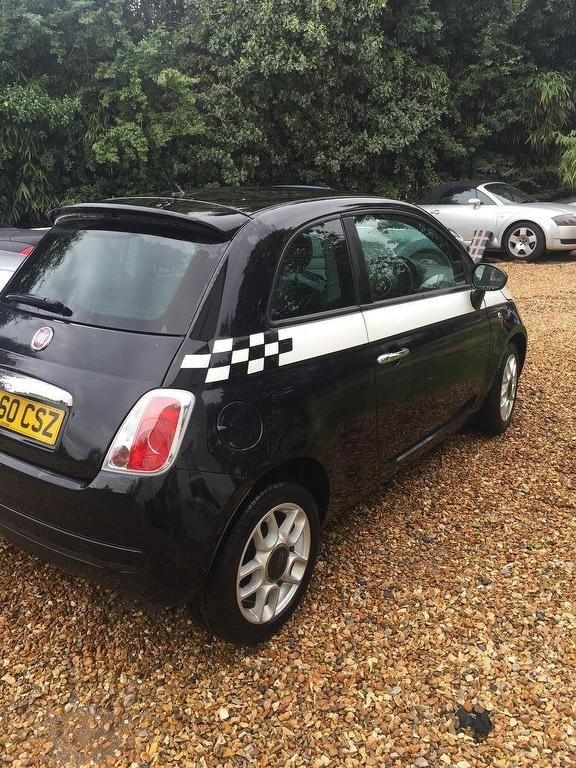 View our 2010 60 FIAT 500  1.2 Sport (s/s) 3dr