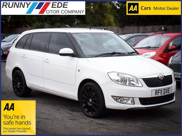View our 2011 11 SKODA FABIA 1.6 TDI CR DPF Elegance 5dr