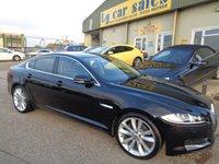 USED 2012 62 JAGUAR XF 3.0 V6 LUXURY 4d AUTO 240 BHP