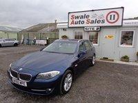 2010 BMW 5 SERIES 2.0 520D SE TOURING 5 DOOR ESTATE AUTO 181 BHP £8995.00