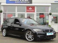 2011 BMW 3 SERIES 3.0 325D M SPORT TOURING 5d AUTO 202 BHP £11895.00