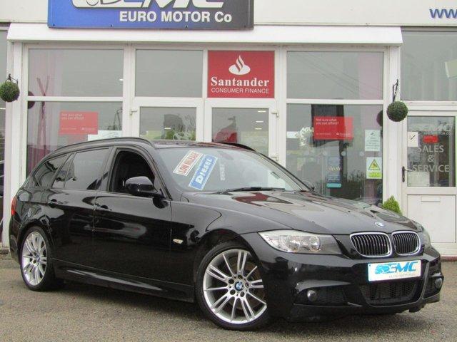 2011 11 BMW 3 SERIES 3.0 325D M SPORT TOURING 5d AUTO 202 BHP