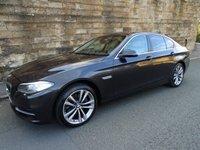 2015 BMW 5 SERIES 2.0 520D SE 4d 188 BHP £13990.00