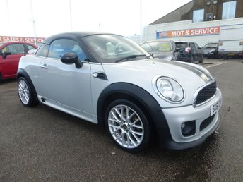 2011 MINI COUPE