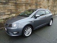 2012 SEAT IBIZA 1.2 TSI FR 3d 104 BHP £5950.00