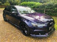 2016 AUDI A6 4.0 RS6 AVANT TFSI V8 QUATTRO 5d AUTO 553 BHP