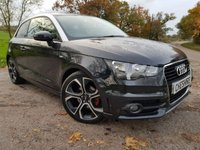 2011 AUDI A1 1.6 TDI S LINE 3d HALF LEATHER WITH EXTRAS £5775.00