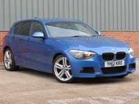 USED 2012 12 BMW 1 SERIES 1.6 116I M SPORT 5d 135 BHP LOW RATE ZERO DEPOSIT FINANCE AVAILABLE