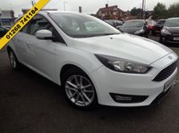 USED 2015 65 FORD FOCUS 1.0 ZETEC 5d 100 BHP