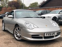 2002 PORSCHE 911 3.6 CARRERA 2 COUPE £19400.00