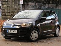 2012 VOLKSWAGEN UP 1.0 MOVE UP BLUEMOTION TECHNOLOGY 3d 59 BHP £4211.00