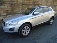 2011 VOLVO XC60 2.0 D3 DRIVE SE 5d 161 BHP £9450.00