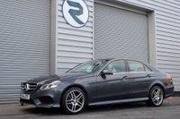 2014 MERCEDES-BENZ E CLASS 2.1 E220 CDI AMG SPORT 4d AUTO 168 BHP £13995.00