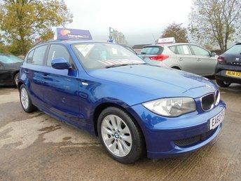 2010 BMW 1 SERIES 2.0 116D ES 5d 114 BHP £4450.00