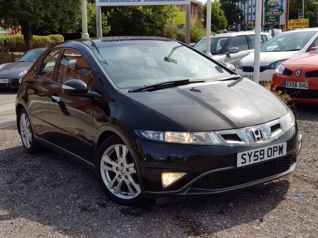 View our 2009 59 HONDA CIVIC 1.8 i-VTEC ES 5dr