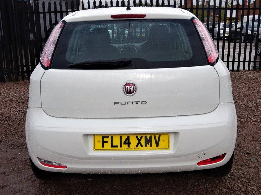 FIAT PUNTO at Click Motors