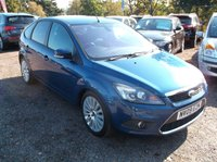 USED 2009 09 FORD FOCUS 2.0 TITANIUM TDCI 5d AUTO 136 BHP Bargain automatic !!, the vehicle does require some paint to the bonnet, grab yourself a bargain auto - drives superbly !!