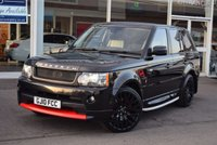 USED 2010 10 LAND ROVER RANGE ROVER SPORT 3.6 TDV8 Autobiography Sport 5dr CommandShift FINANCE TODAY WITH NO DEPOSIT