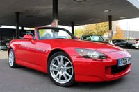 2005 HONDA S 2000 2.0 GT 16V 2d 240 BHP £13000.00