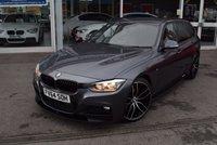 2015 BMW 3 SERIES 3.0 330D M SPORT TOURING 5d AUTO 255 BHP £19890.00