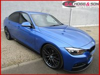 2014 BMW 3 SERIES 3.0 330D M SPORT PLUS 4dr AUTO 255 BHP **LOCAL OWNER VEHICLE IN OUTSTANDING CONDITION** £SOLD