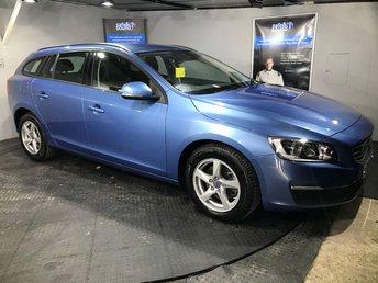 2014 VOLVO V60 1.6 D2 BUSINESS EDITION 5d AUTO 113 BHP £10990.00