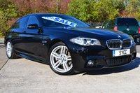 """2016 BMW 5 SERIES 2.0 520D M SPORT 4d AUTO 188 BHP ~ 19"""" M SPORT ALLOYS £18799.00"""