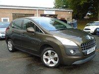 2009 PEUGEOT 3008 1.6 SPORT HDI 5d 110 BHP £3000.00