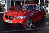 2014 BMW 2 SERIES 3.0 M235I 2d 322 BHP £18990.00