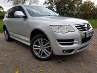 2008 VOLKSWAGEN TOUAREG 3.0 V6 ALTITUDE TDI 5d AUTO 221 BHP £6475.00