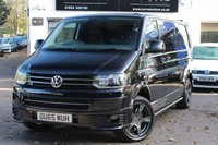 2015 VOLKSWAGEN TRANSPORTER Sportline 60 Edition 2.0 BiTDI 180ps 6 Speed Manual LWB Panel Van £21990.00