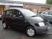 2007 FIAT PANDA 1.1 ACTIVE 5d 54 BHP £1850.00