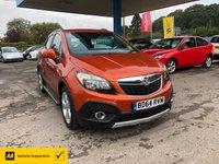 2014 VAUXHALL MOKKA 1.7 EXCLUSIV CDTI 5d AUTO 128 BHP £10499.00