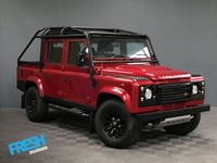 USED 2013 63 LAND ROVER DEFENDER 110 2.2 TD COUNTY CREWCAB PICK UP * Low Rate Finance Available
