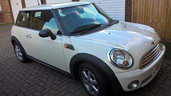 2009 MINI HATCH ONE 1.4 ONE 3d AUTO 94 BHP £3495.00