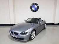 USED 2007 57 BMW Z4 2.0 Z4 SPORT ROADSTER 2d 148 BHP Recent AA Inspection/3 Previous Owners/Service History