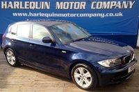 2011 BMW 1 SERIES 2.0 116D SE 5d 114 BHP £4499.00
