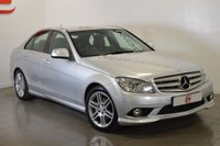 USED 2008 58 MERCEDES-BENZ C CLASS 1.8 C200 KOMPRESSOR SPORT 4d 181 BHP ONLY 49,000 MILES + FSH + 2 KEYS + 2 PRIVATE OWNERS