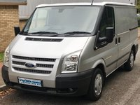 2012 FORD TRANSIT TREND 2.2 FWD 280 SWB LOW ROOF 100 BHP £5495.00