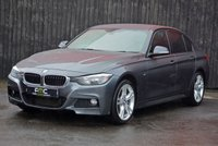USED 2013 BMW 3 SERIES 3.0 335D XDRIVE M SPORT 4d AUTO 309 BHP Full Service History