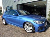 USED 2016 16 BMW 1 SERIES 2.0 125I M SPORT 3d AUTO 221 BHP
