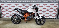 2012 KTM DUKE 690 DUKE 12 Supermotard £4199.00