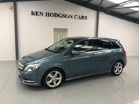 2014 MERCEDES-BENZ B CLASS 1.5 B180 CDI BLUEEFFICIENCY SPORT 5d AUTO 107 BHP £10995.00