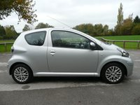 USED 2009 59 TOYOTA AYGO 1.0 PLATINUM VVT-I 3d 67 BHP Cheap to tax and Insure,Long Mot and recent service