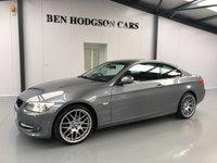 2010 BMW 3 SERIES 2.0 320I SE 2d 168 BHP £9995.00