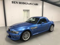 2002 BMW Z3 2.2 Z3 SPORT ROADSTER EDITION 2d 168 BHP £5995.00