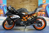 2015 KTM RC 125 RC 125 - ABS - 1 Owner £2795.00